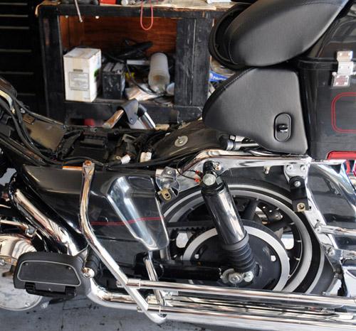 Biker Rogue's New EFI Module Article