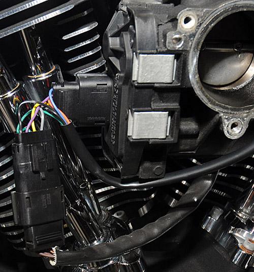 Biker Rogue's New EFI Module Article on